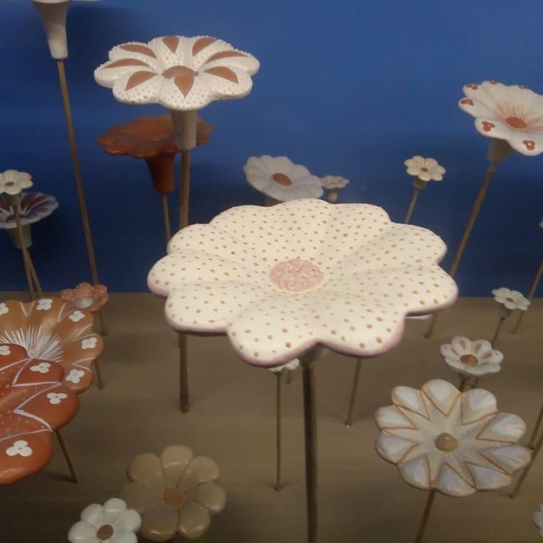 Arte em exposição no Centro de Arte Popular Cemig